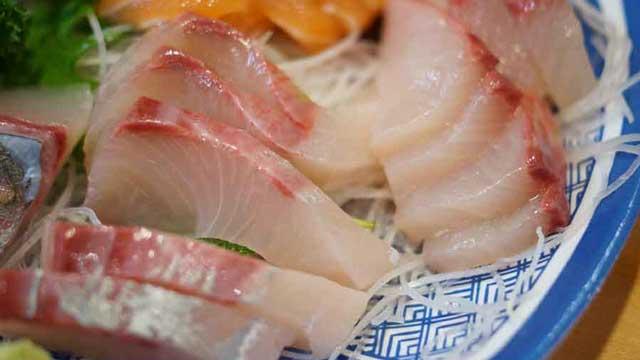 中井町の人気の魚屋、魚久本店