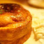 Cafe ASANさんのスフレホットケーキ