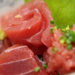 魚市場食堂さん、プリプリの市場のまぐろ丼