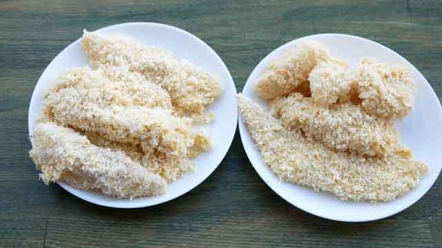 コストコの美味しい、タラの切り身